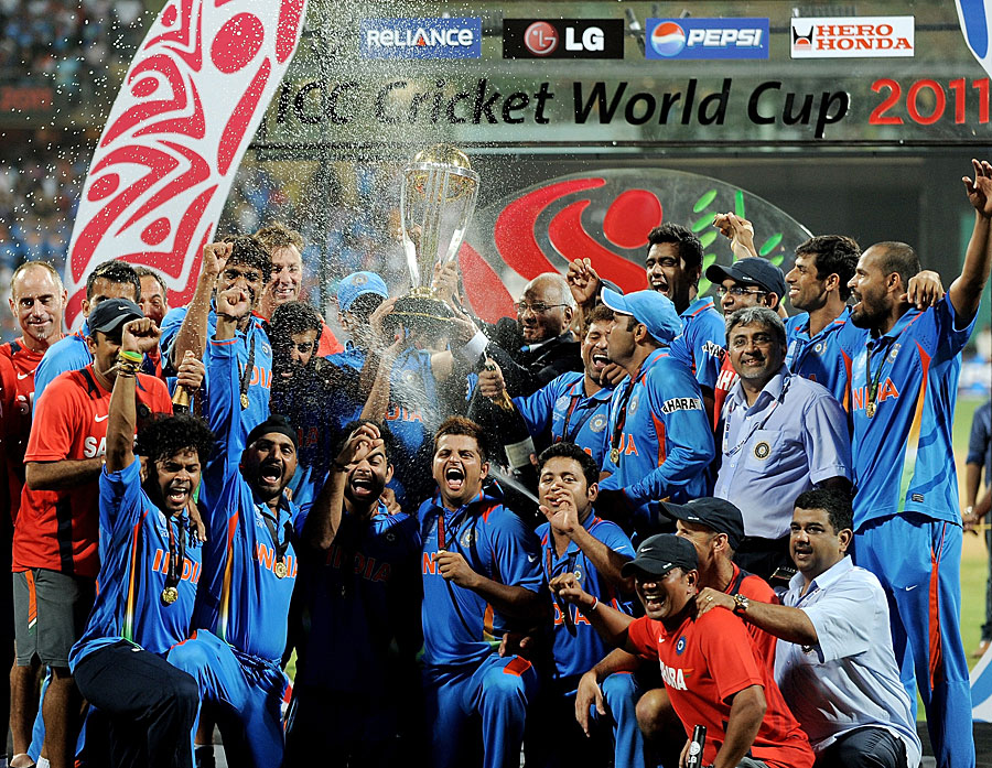 icc world cup 2011 champions pics. The 2011 ICC Cricket World Cup
