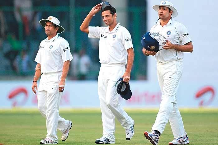Sachin Rahul Laxman Will Never Roar Together