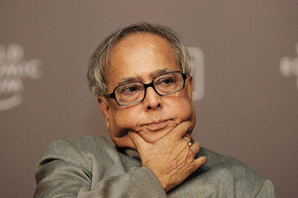 Pranab Mukherjee Thinking For Economic Rise of India
