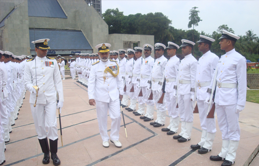 Where is India's Navy Chief? Indians busy in Politics, Forget Nation's Security!!!