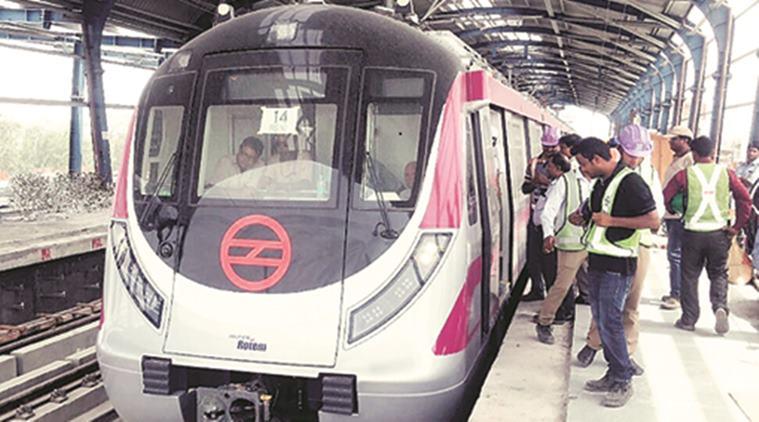 PM Modi to Launch Delhi Metro's Magenta Line on Christmas Eve